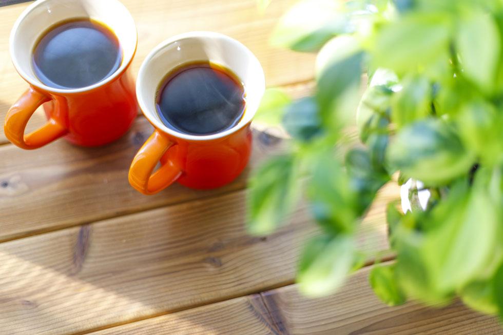 おうちカフェでゆっくりコーヒーを飲もう