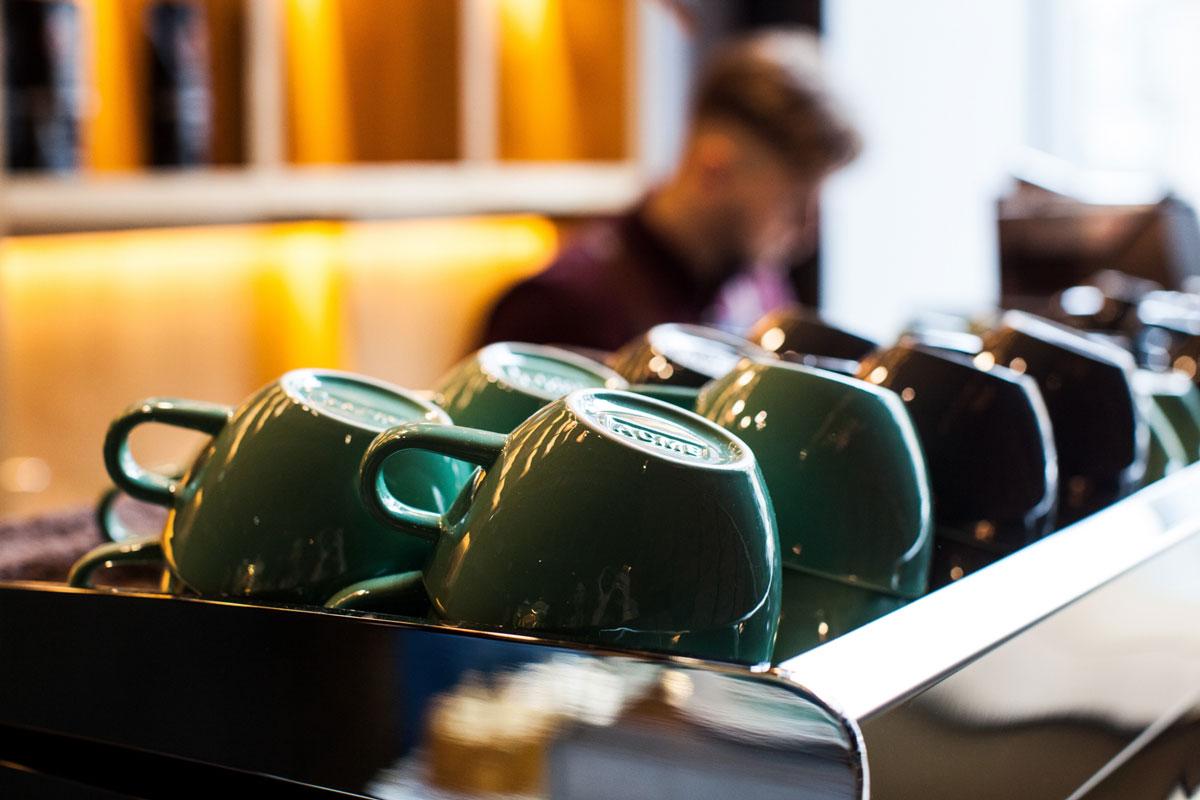 業務用取引、コーヒー豆の卸販売キャスク