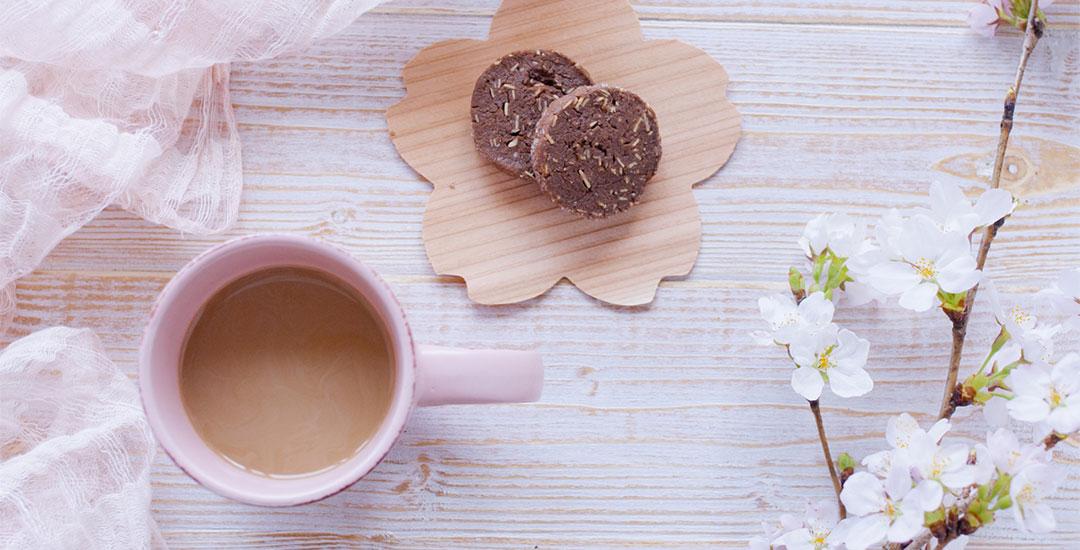 コーヒーキャスク 春のコーヒー