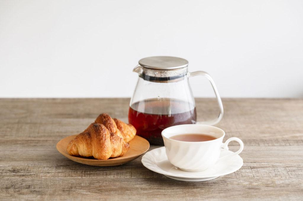 コーヒーキャスクの紅茶もおすすめ